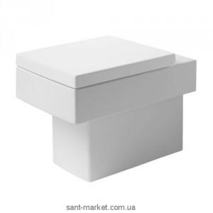 Унитаз напольный приставной Duravit коллекция Vero 2117090000