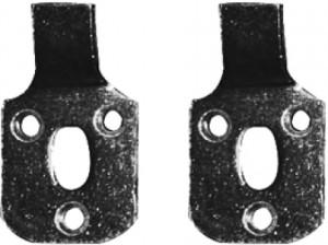Крепежные крючки Duravit 0050000000