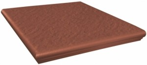 Опочно Симпл ред угловой капинос структурный 3-d 33x33
