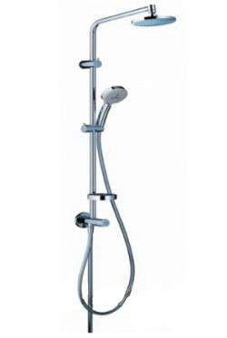 Hansgrohe Душевая система Showerpipe Inversa 160 27156000