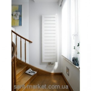 Электрический полотенцесушитель скрытый (BOX) Zehnder Metropolitan 400х805х83 лесенка белый MEPE-080-040/ID