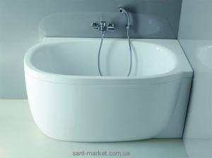 Ванна акриловая овальная Laufen коллекция Mimo R 140х80х66 221551