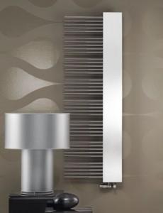 Электрический полотенцесушитель скрытый (BOX) Zehnder Yucca Mirror 600х1766х60 дизайнерский хром YMER-180-60/RD