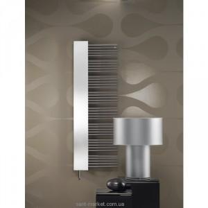 Электрический полотенцесушитель скрытый (BOX) Zehnder Yucca Mirror 600х1766х60 дизайнерский хром YMECL-180-60/RD