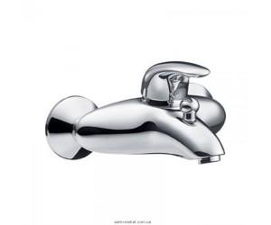 Смеситель для ванны однорычажный с коротким изливом (без душа) Hansgrohe Коллекция Talis E хром 33400000