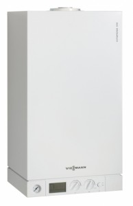 Viessmann газовый котел Vitopend 100 WH1D 2-х контурный с закрытой камерой сгорания 0010004456