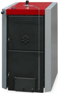VIADRUS твердотопливный U22 C/D (40,7кВт/35кВт) 7секцій