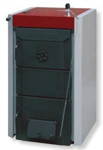 VIADRUS твердотопливный котел U26 (20-24кВт) 4секцій