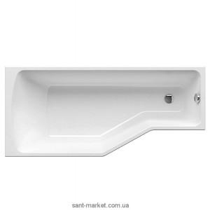 Ванна акриловая асимметричная угловая Ravak Be happy 150х75х61 L C121000000