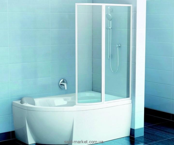 Ванна акриловая угловая Ravak коллекция Rosa II PU PLUS 170х105х44 R C4210P0000