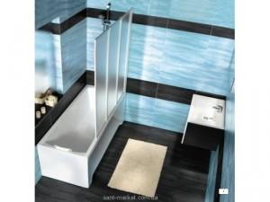 Ванна акриловая прямоугольная Ravak коллекция Classic 170х70х61 C541000000