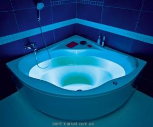 Ванна акриловая угловая Ravak коллекция NewDay 140х140х45 C651000000