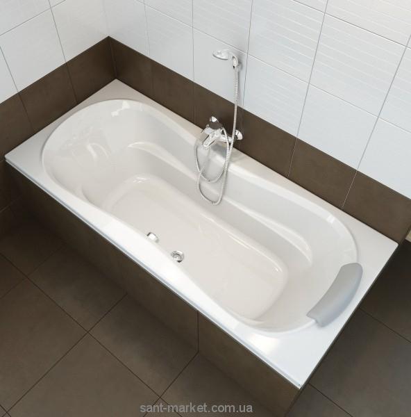 Ванна акриловая прямоугольная Ravak коллекция Campanula II 170х75х43 CA21000000