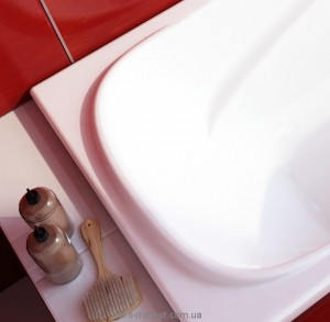 Ванна акриловая прямоугольная Ravak коллекция Vanda II 160х70х43 CP11000000