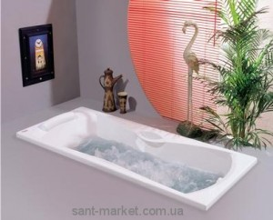 Ванна акриловая прямоугольная Ravak коллекция Sonata 170х75х47 C901000000