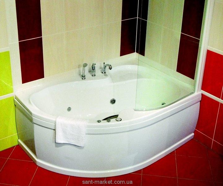 Ванна акриловая угловая асимметричная Ravak коллекция Rosa I 150х105х45 R CJ01000000