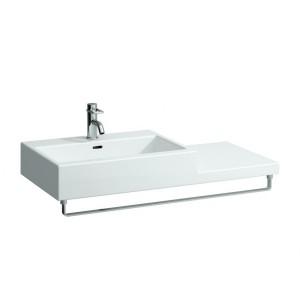 Раковина для ванной подвесная Laufen коллекция Living City белая 818432