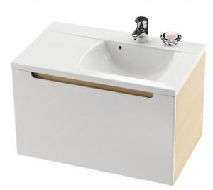 Раковина для ванной на тумбу Ravak коллекция Classic белая XJDL1180000