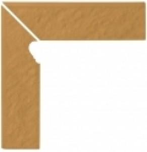 Опочно Симпл сенд цоколь ступенчатый Левый структурный 3-d 30x8
