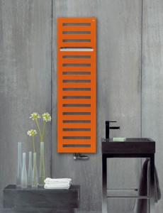 Водяной полотенцесушитель Zehnder коллекция Metropolitan дизайнерский 600х1225х44 MET-120-060