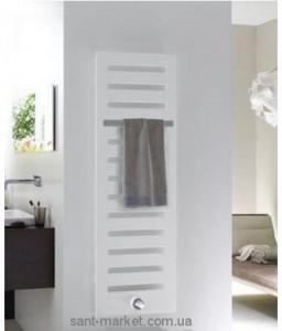Электрический полотенцесушитель скрытый (BOX) Zehnder Metropolitan 400х1750х83 лесенка белый METE-180-040/ID
