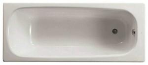 ROCA CONTINENTAL Чугунная прямоугольная ванна с ножками 170*70см 21291100R-B
