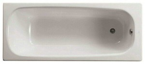 ROCA CONTINENTAL Чугунная прямоугольная ванна 170*70см 21291100R-A