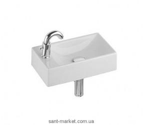 Раковина для ванной подвесная KOLO коллекция Quattro белая K62441900