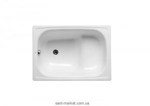 Ванна стальная встраиваемая Roca Contesa прямоугольная 100х70 с сиденьем A213100001