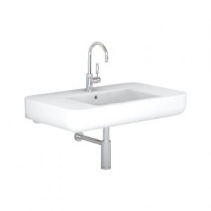 Раковина для ванной подвесная KOLO коллекция Ego by Antonio Citterio белая K11191900