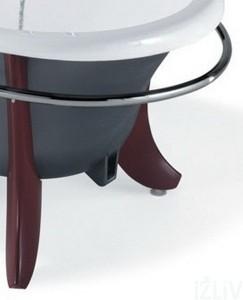 ROCA NEWCAST ножки вишневые+кольцо 291093000