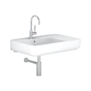 Раковина для ванной подвесная KOLO коллекция Ego by Antonio Citterio белая K11183000