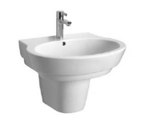 Раковина для ванной подвесная KOLO коллекция Varius белая K31160000