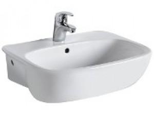 Раковина для ванной встраиваемая KOLO коллекция Style белая L21855900
