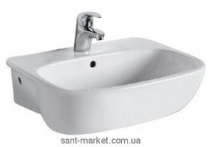 Раковина для ванной подвесная KOLO коллекция Style белая 219600