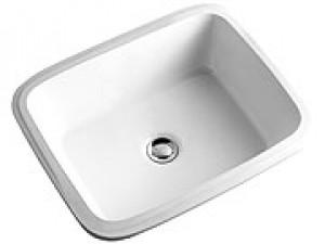 Раковина для ванной встраиваемая KOLO коллекция Style белая L21850000