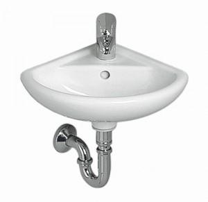 Раковина для ванной подвесная KOLO коллекция Nova Top белая 61751000