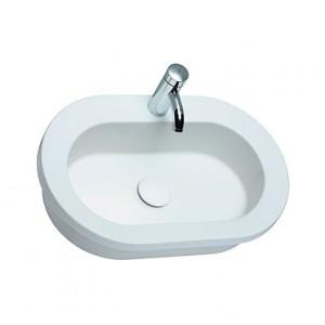 Раковина для ванной встраиваемая KOLO коллекция Cocktail белая L31865000