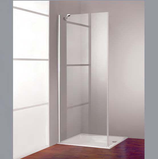 HUPPE Design боковая стенка для распашной двери 120*200см 510629092322