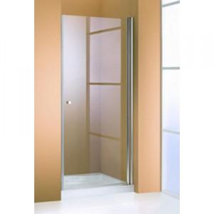 Душевая дверь в нишу Huppe 501 Design Pure стеклянная распашная 90х190 510601092322
