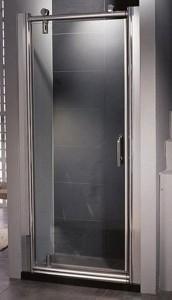 Душевая дверь в нишу Appollo стеклянная распашная 90х185 TS-0509D