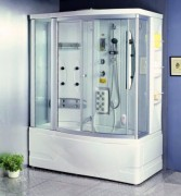 Appollo Гидробокс с паром и ванной 1750*940*2200 (без гидромассажа в ванной) А - 0830BS
