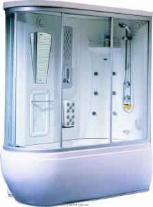 Паровой гидробокс правый Appollo А - 0737R 170х90х220 с ванной