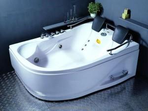 Ванна акриловая угловая асимметричная Appollo TS 180х125х66 R TS-0919