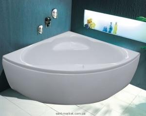 Ванна акриловая угловая симметричная Appollo TS 140х140х52 TS-970