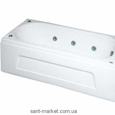 Ванна гидромассажная акриловая Appollo 170х75х55 AT-1702Q + смеситель