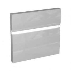 Kolo DOMINO фасад к шкафчику универсальному с выдвиж. ящ. 40x37x37 см, белый глянец 89259000