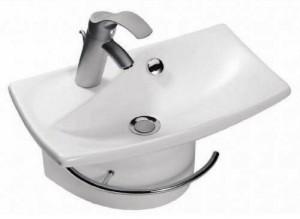 Раковина для ванной подвесная Jacob Delafon коллекция Escale белая E1025-00