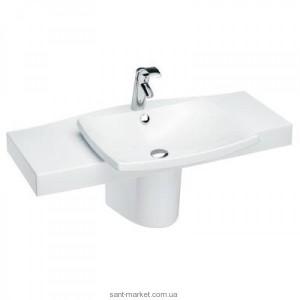 Раковина для ванной подвесная Jacob Delafon коллекция Escale белая E1280-00
