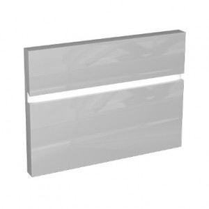 Kolo DOMINO фасад к шкафчику универсальному с выдвиж. ящ. 50x37x37 см, белый глянец 89260000